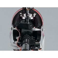 HELI MINI TITAN E325SE KIT C/MOT.VAR. Y PALAS  CAR