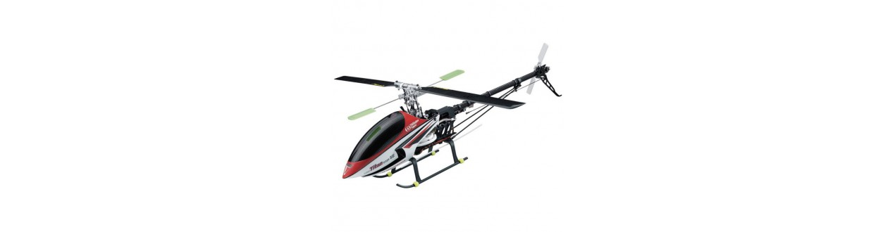 Rc Helicopter Electric and Explosion
