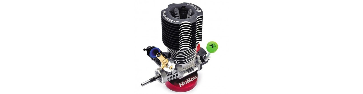 Engines for RC cars