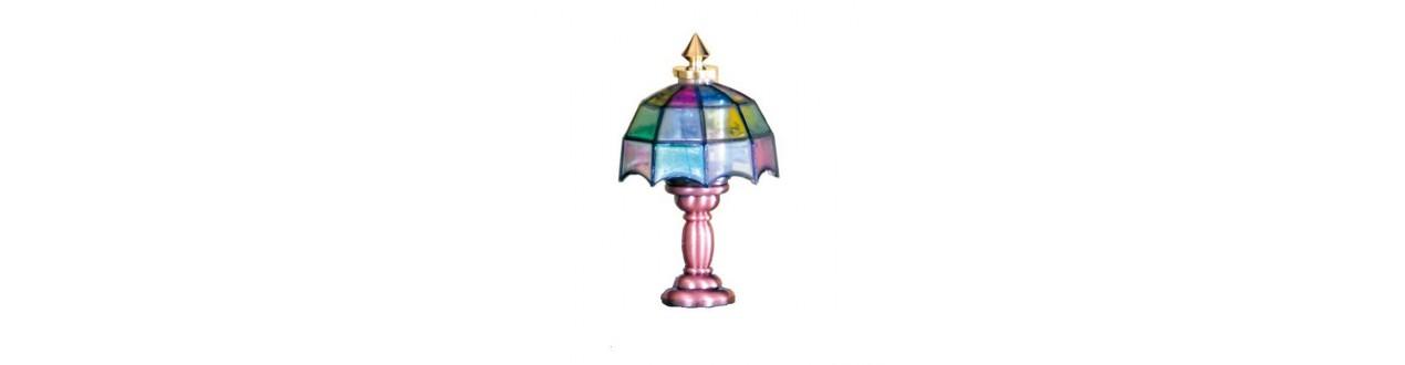 LAMPARAS Y ELECTRICIDAD