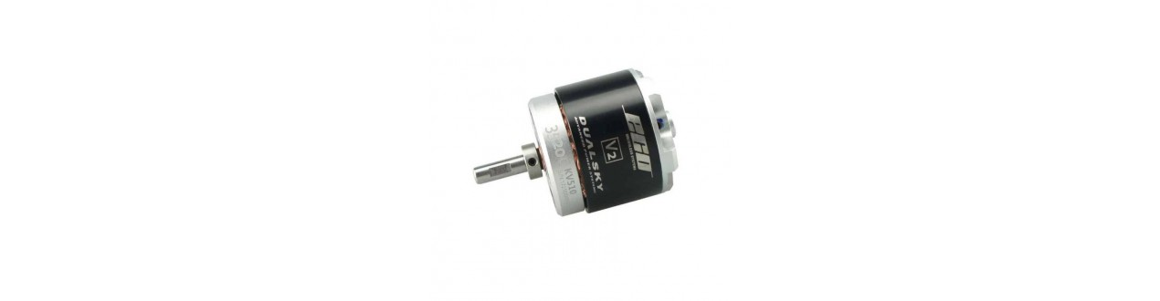 MOTOR BRUSHLESS PARA AVION