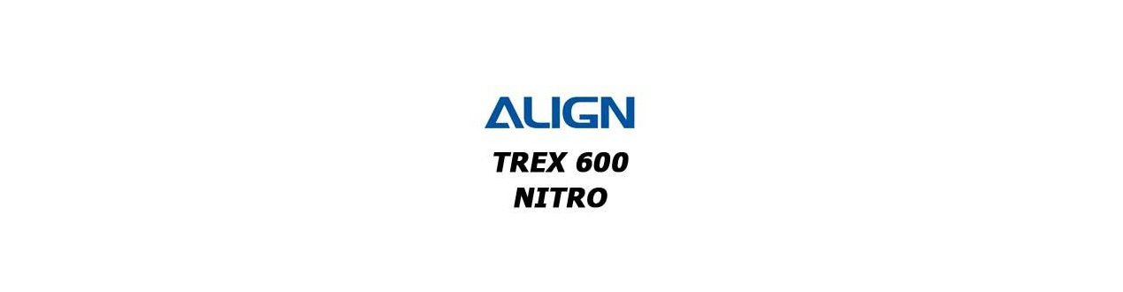 REP. TREX600 NITRO