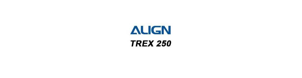 REP. TREX 250 ALIGN