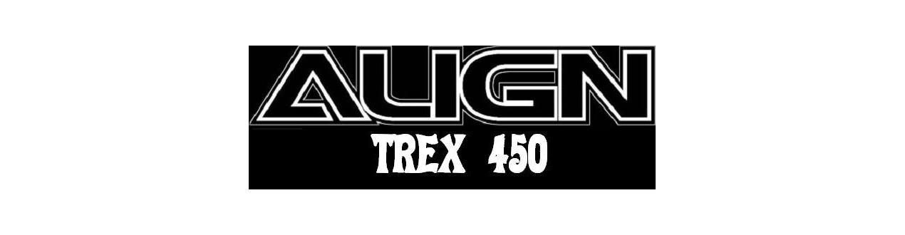 TREX 450 ALIGN