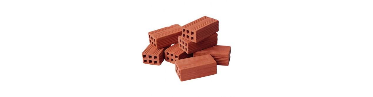 materiales construcciones miniatura