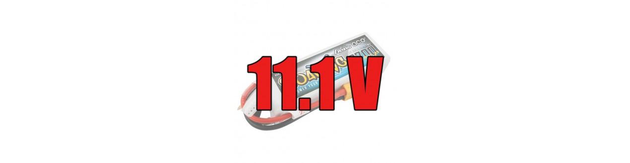 LIPO 3S (11.1V)