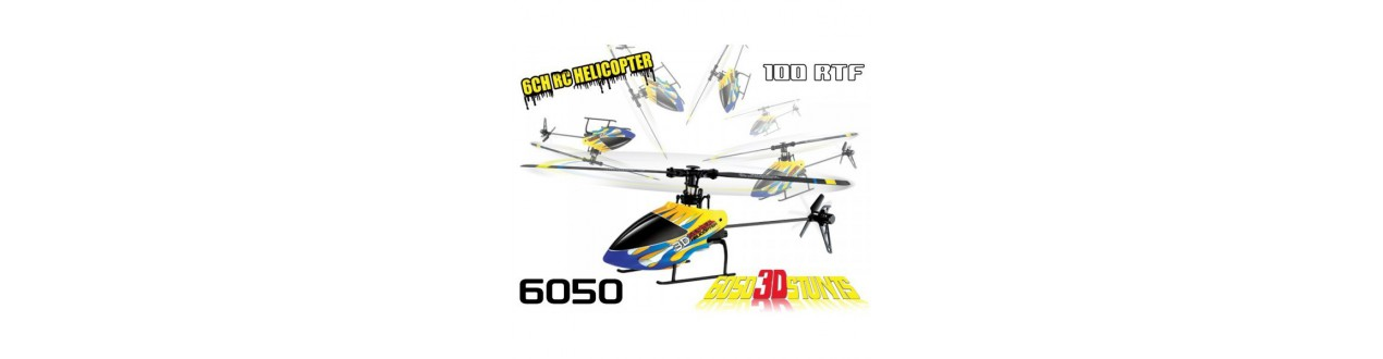 CXHOBBY 6050 3D