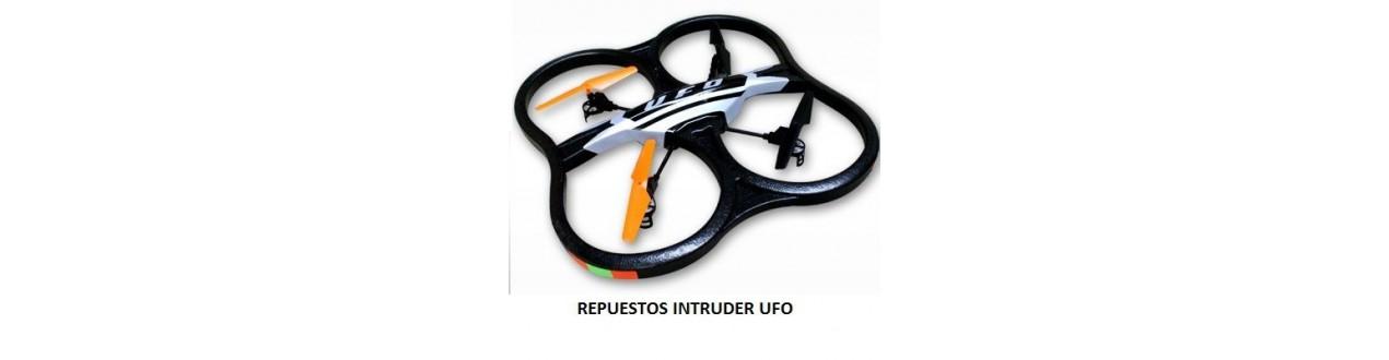 Repuestos Intruder Ufo