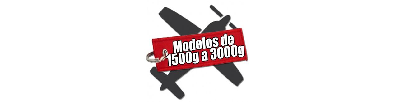 modelos de 1500 a 3000g