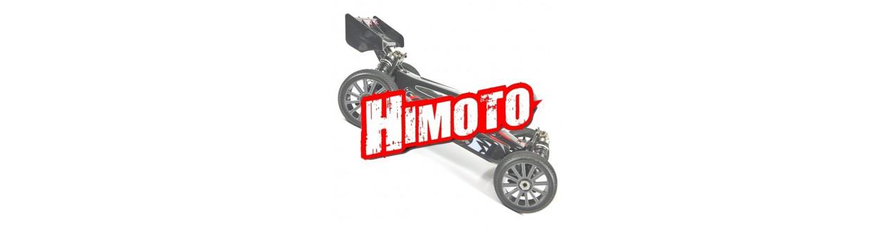 Repuestos de coche rc Himoto escala 1:8