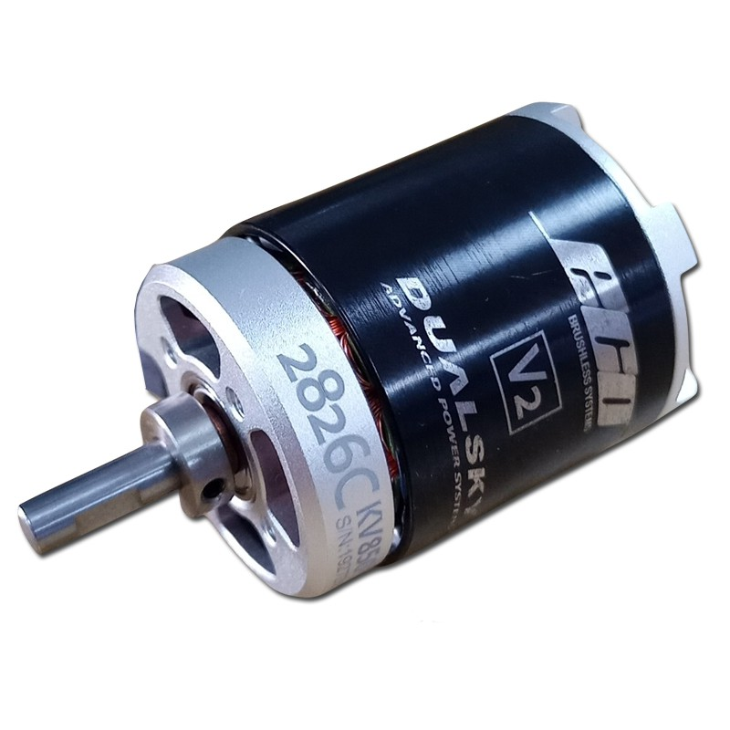 MOTORES BRUSHLESS