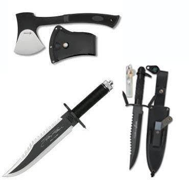 Machetes y Cuchillos