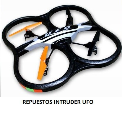 Repuestos Intruder Ufo