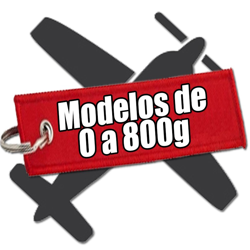 models between 0 and 800g